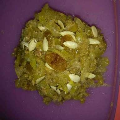 Dudh papite ki barfi recipe in Hindi,दूध पपीते कि बर्फी, Shashi Keshri