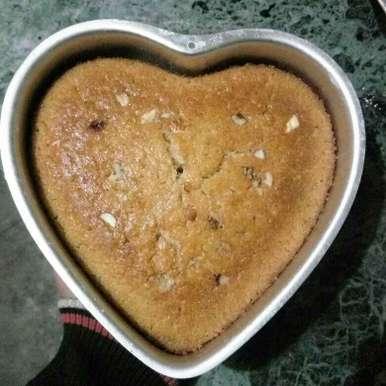 Photo of Homemade cake  by Shashi Keshri at BetterButter