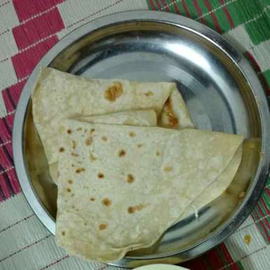 Photo of Rumali roti by Shashi Keshri at BetterButter