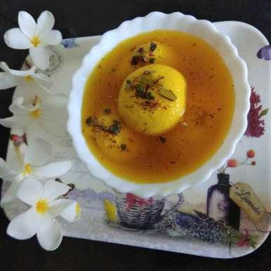 Rajbhog recipe in Hindi,राजभोग, Shashi Pandya