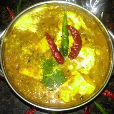 Photo of Paneer in Coconut Gravy by Shashi Tewari at BetterButter