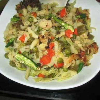 Photo of Mix veg by shatakchhi rai at BetterButter