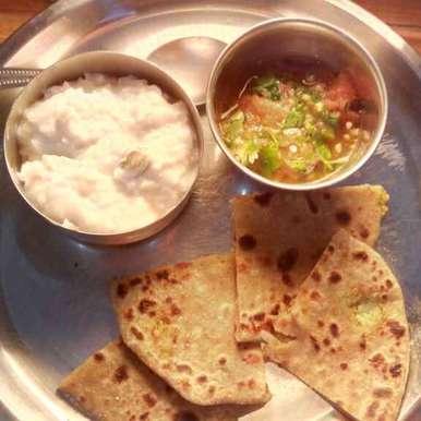 Photo of Gobhi paratha by shatakchhi rai at BetterButter