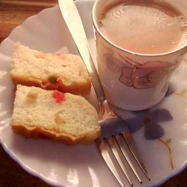 Photo of Tea cake by shatakchhi rai at BetterButter