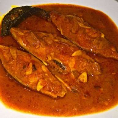 Photo of Pomfret Fish Curry (Kerala Style) by Sheena Omana Narayanan at BetterButter