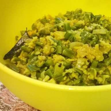 Photo of Beans Thoran (Kerala Style) by Sheena Omana Narayanan at BetterButter