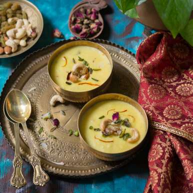 Photo of Sooji Kheer In Coconut Milk by Sheetal Bhatt at BetterButter