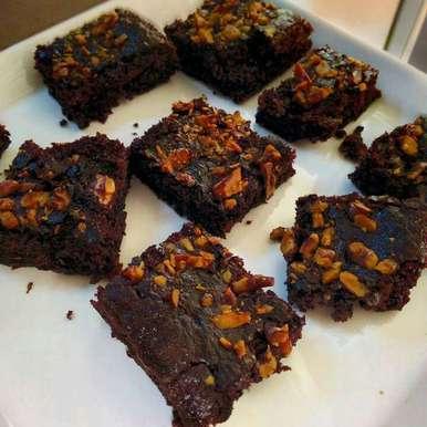 Photo of Brownie by Shikha Gupta at BetterButter