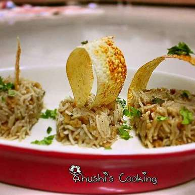 Photo of Mangodi Pulao by Shikha Gupta at BetterButter