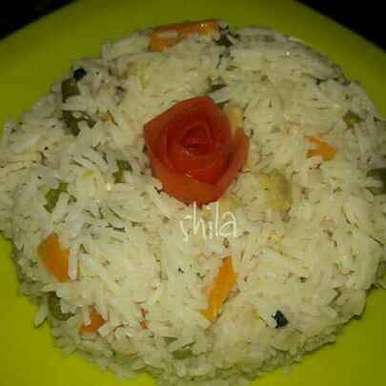 Photo of Veg fried rice by Shila Roy at BetterButter
