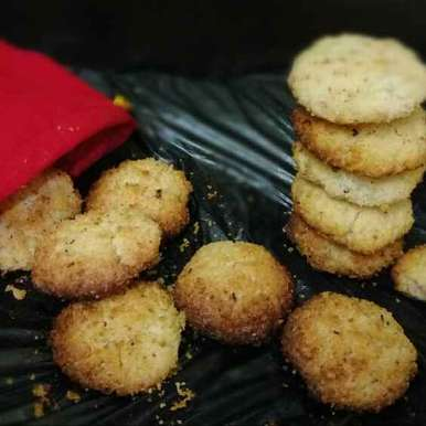 Photo of Coconut cookies by Shilpa Ghosh at BetterButter