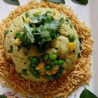 Photo of Corn aur matar ka upma by Shilpa Ray at BetterButter
