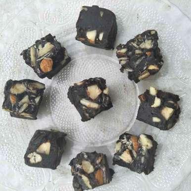 Photo of Chocolate fudge by Shilpa Deshmukh at BetterButter