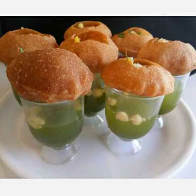 Photo of Pani puri by Shital Satapara at BetterButter