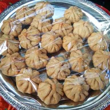 Photo of Fried Modak by Shital Tadas at BetterButter