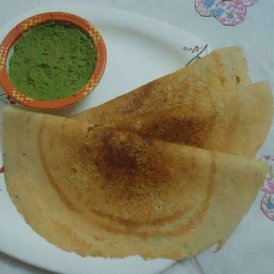 Photo of Moong Dal Dosa by Shoba Bharathraj at BetterButter