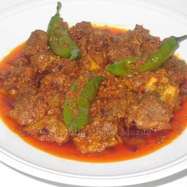 Photo of ACHARI GOSHT / MUTTON CURRY WITH PICKLE SPICE MIX by Shobha Keshwani at BetterButter