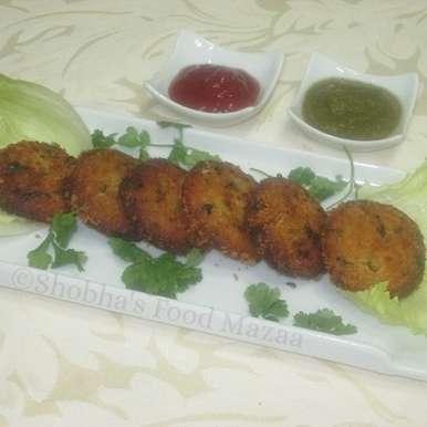 Photo of FISH CUTLETS by Shobha Keshwani at BetterButter