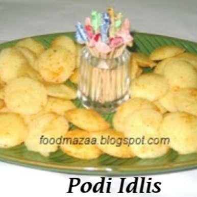 Photo of PODI IDLIS by Shobha Keshwani at BetterButter