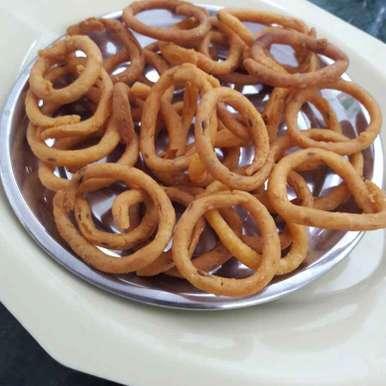 Photo of Chegodilu/rings by Shobha.. Vrudhulla at BetterButter