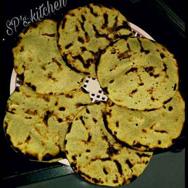 Photo of Bajra Roti by Shraddha Patel at BetterButter