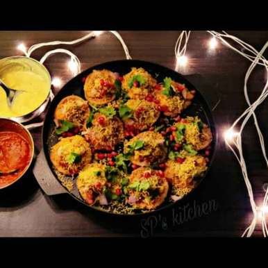 Photo of Sev puri by Shraddha Patel at BetterButter