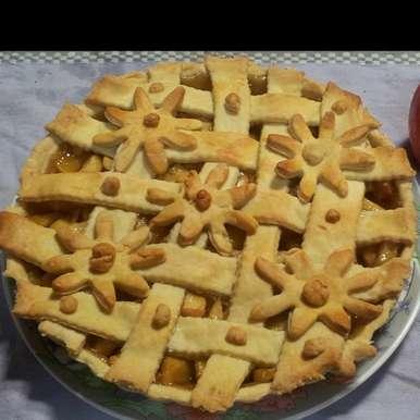 Photo of Apple Pie by Shri Kripa at BetterButter