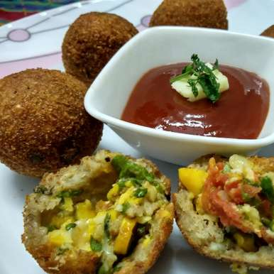 Photo of Crispy Bajra Nuggets by Shreya barve at BetterButter