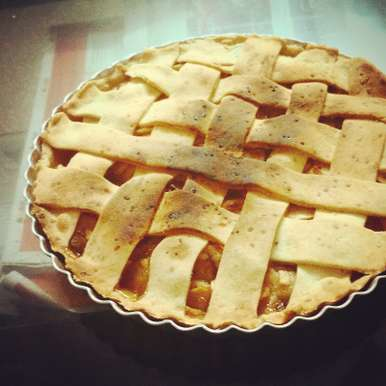 Photo of Apple Pie by Shriya Sharma at BetterButter