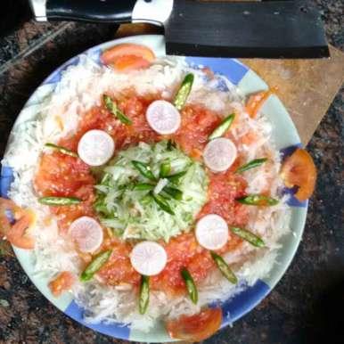 Salad, How to make Salad