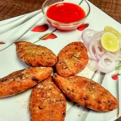 Photo of Veg  cutlet by Shubhi Mishra at BetterButter