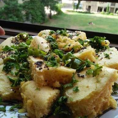 Gujrati dhokla, How to make Gujrati dhokla