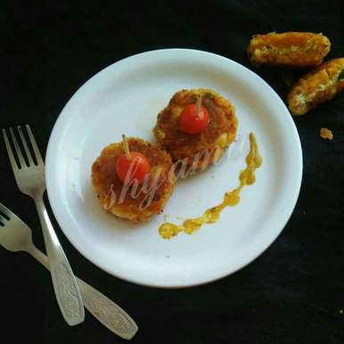 Photo of Stuff paneer tikki by shyama thanvi at BetterButter