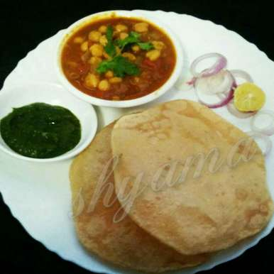 Photo of Chhola bhatura by shyama thanvi at BetterButter