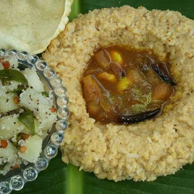Photo of Authentic South Indian Meal Combo by Shyamala Kumar at BetterButter
