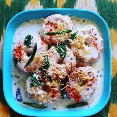 Photo of Dahi Boda by Sima Biswas at BetterButter