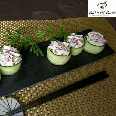 Photo of salad sushi by SIMRAN GUPTA at BetterButter