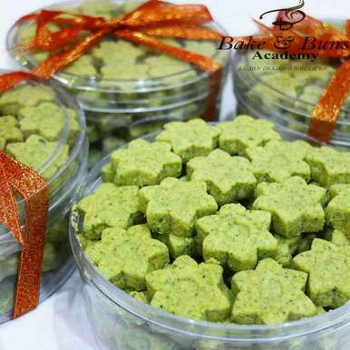 Photo of Healthy Spinach Cookies by SIMRAN GUPTA at BetterButter