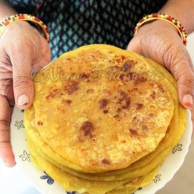 Photo of Paruppu Poli by Sindhu Sriram at BetterButter