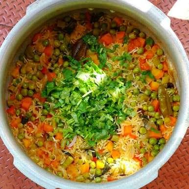 Photo of Vegetable Briyani - One Pot One Shot (OPOS) by Sivasakthi Murali at BetterButter