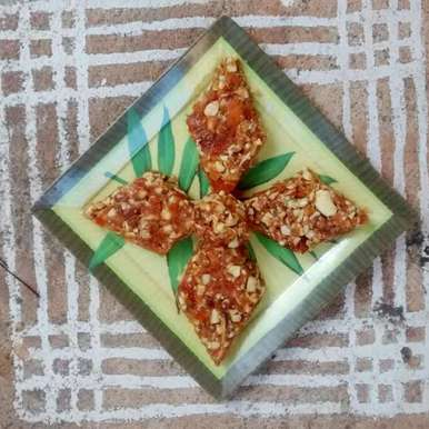 Photo of Dates -Nuts Nutri Bar by Sivasakthi Murali at BetterButter