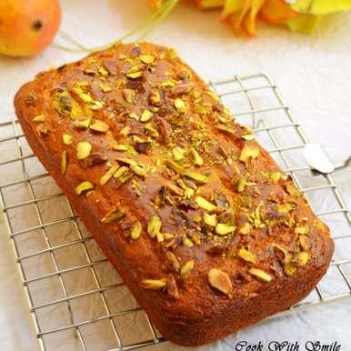 Photo of Eggless Mango Cake by Smitha Kalluraya at BetterButter