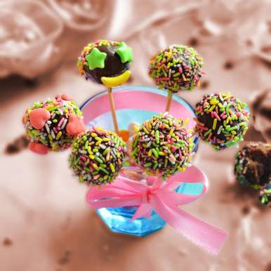 Cake Pops, How to make Cake Pops