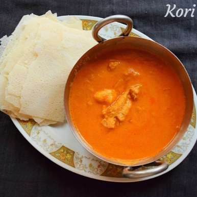 Photo of Mangalorean Chicken Curry | Kori rotti chicken curry by Smrithi Sagar at BetterButter