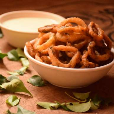 Photo of Curd Murukku | Mosaru Kodubale by Smrithi Sagar at BetterButter