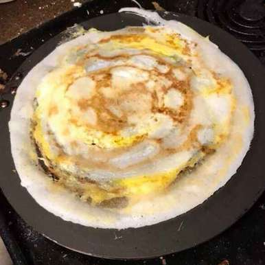 Photo of Egg Dosa by Sneha Adhav at BetterButter