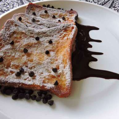 Photo of Egglees french toast by Solanki Minaxi at BetterButter