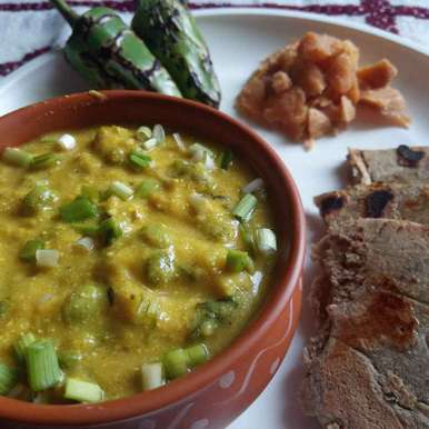Photo of Tuvar lilva curry by Solanki Minaxi at BetterButter