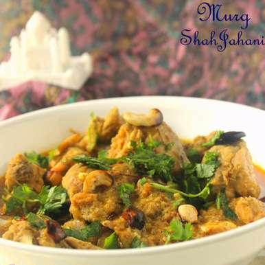 Photo of Shahi Murg Korma | Chicken Shahjahani | Chicken Mughlai by Soma Pradhan at BetterButter