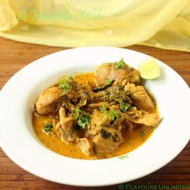 Photo of Chicken Rezala - A Mughlai Dish by Soma Pradhan at BetterButter